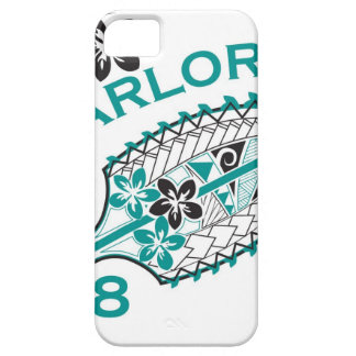 Señora 2018 Warlords - diseño blanco iPhone 5 Funda