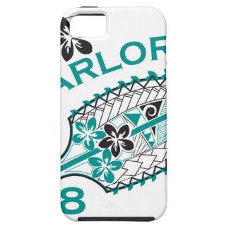 Señora 2018 Warlords - diseño blanco iPhone 5 Case-Mate Carcasas