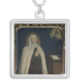 Señora Acarie conocida como Marie de l'Incarnation Collares