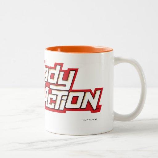 Señora Action Mug Taza De Café