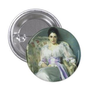 Señora Agnew Button de John Singer Sargent Pin