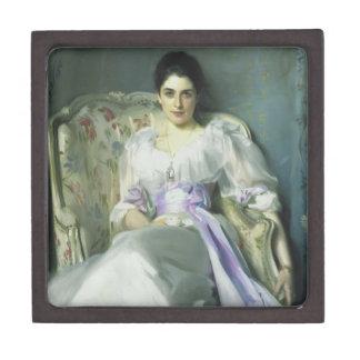 Señora Agnew de John Singer Sargent Caja De Regalo De Calidad