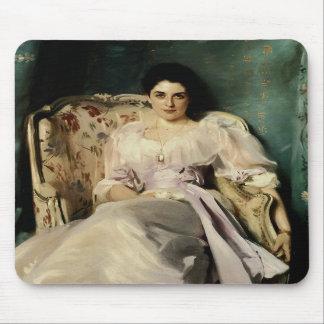 Señora Agnew de Lochnaw Alfombrillas De Raton