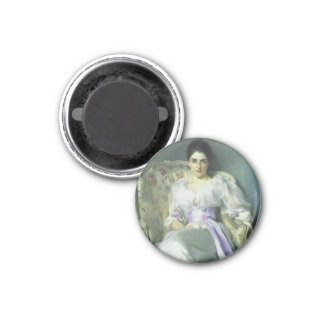 Señora Agnew Magnet de John Singer Sargent Imanes Para Frigoríficos
