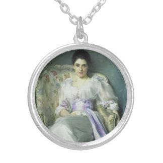 Señora Agnew Necklace de John Singer Sargent Colgantes Personalizados