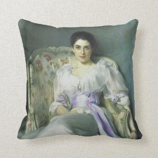 Señora Agnew Pillow de John Singer Sargent Cojin