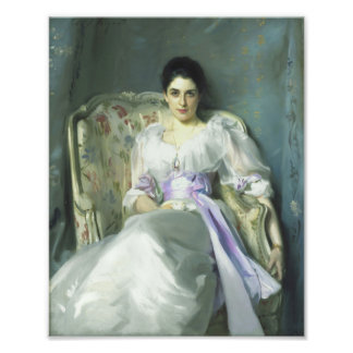 Señora Agnew Print de John Singer Sargent Arte Fotografico