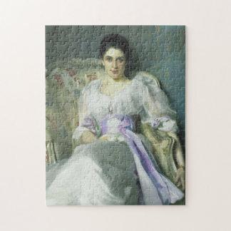 Señora Agnew Puzzle de John Singer Sargent