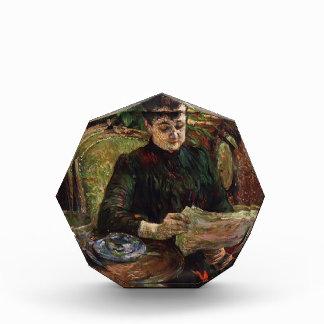 Señora Aline Gibert de Enrique de Toulouse-Lautrec