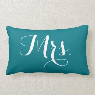 """""""Señora"""" almohada"""
