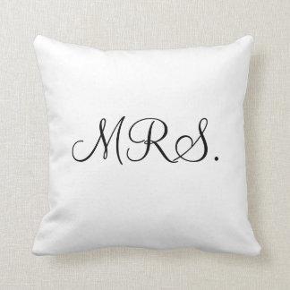 Señora almohada