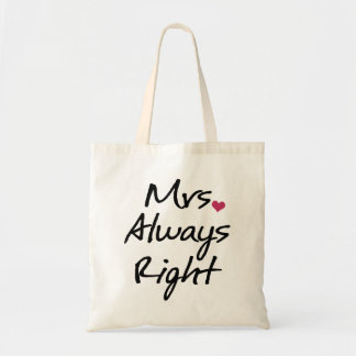 Señora Always la Right Bolsa Tela Barata