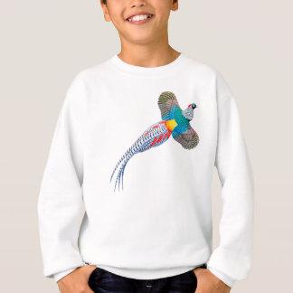Señora Amherst Pheasant Kids Sweatshirt Sudadera