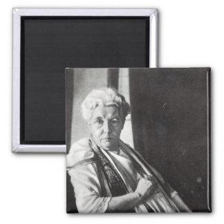 Señora Annie Besant Imán Cuadrado