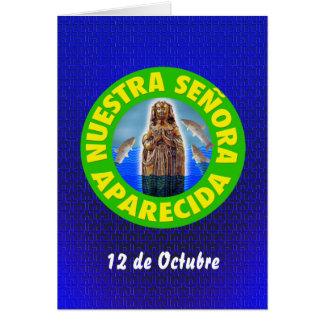 Señora Aparecida Card