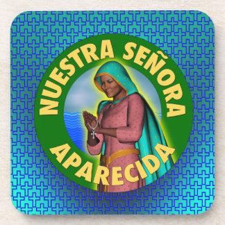Señora Aparecida Drink Coaster