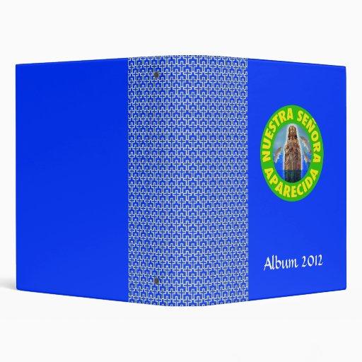 Señora Aparecida Vinyl Binders