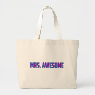 Señora Awesome Bolsa
