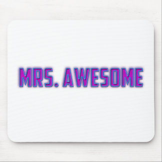 Señora Awesome Mousepads