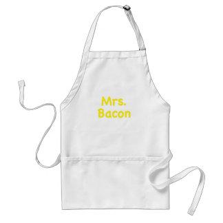 Señora Bacon Delantal