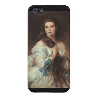 Señora Barbe de Rimsky-Korsakov iPhone 5 Carcasa