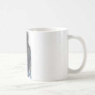 Señora Belle Fleur del MI Tazas De Café