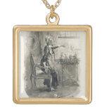 Señora Betsy Trotwood, de 'Charles Dickens: Un Gos Colgante Personalizado
