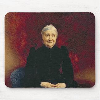 Señora Bonnat, la madre del artista, 1893 Alfombrillas De Ratones