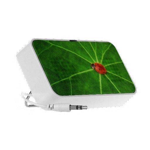 Señora Bug Doodle Custom Speaker Laptop Altavoces
