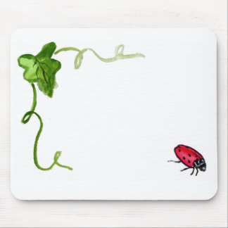 Señora Bug Mousepad