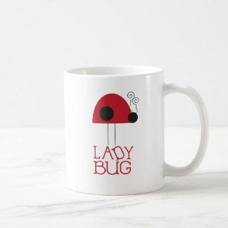 Señora Bug Mug Taza De Café