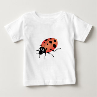 Señora Bug Playeras