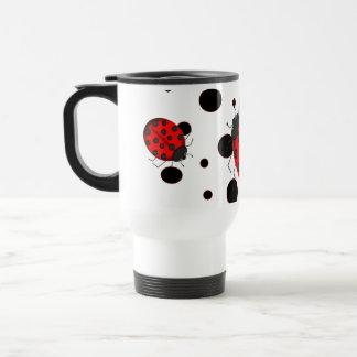 Señora Bug Travel Mug Taza De Café