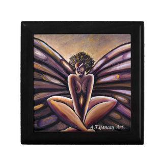 Señora Butterfly III Giftbox Cajas De Joyas