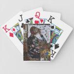 Señora Cards del puente Cartas De Juego