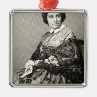 Señora Caroline Marie Felix Miolan-Carvalho Ornamento Para Reyes Magos