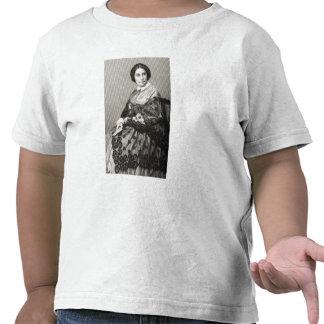 Señora Caroline Marie Felix Miolan-Carvalho Camisetas