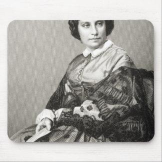 Señora Caroline Marie Felix Miolan-Carvalho Tapete De Raton