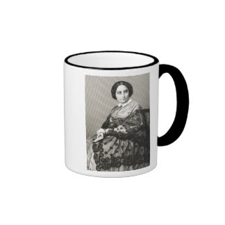 Señora Caroline Marie Felix Miolan-Carvalho Tazas De Café