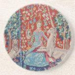 Señora CH y los prácticos de costa de la tapicería Posavasos Personalizados