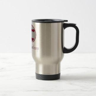 Señora Chazz y el fango del café del viaje de los Tazas