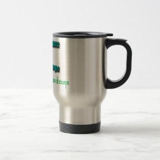 Señora Chazz y la taza de café del viaje de los va