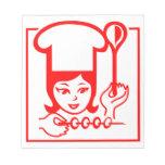 Señora Chef Bloc