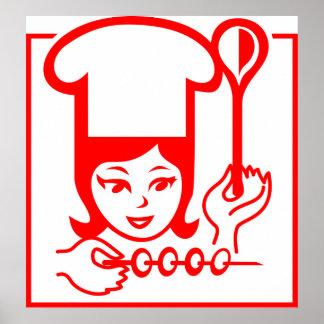 Señora Chef Impresiones