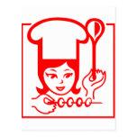 Señora Chef Postal