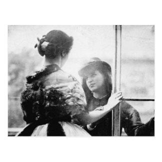Señora Clementina Hawarden Photographer 1863 Tarjeta Postal