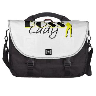 Señora Commuter Bag amarillo de Boss
