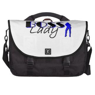 Señora Commuter Bag de Boss azul