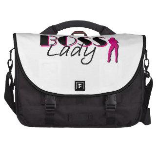 Señora Commuter Bag fucsia de Boss