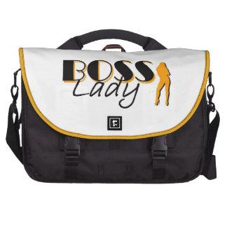 Señora Commuter Bag oro de Boss